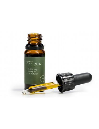 CBD oil 20%